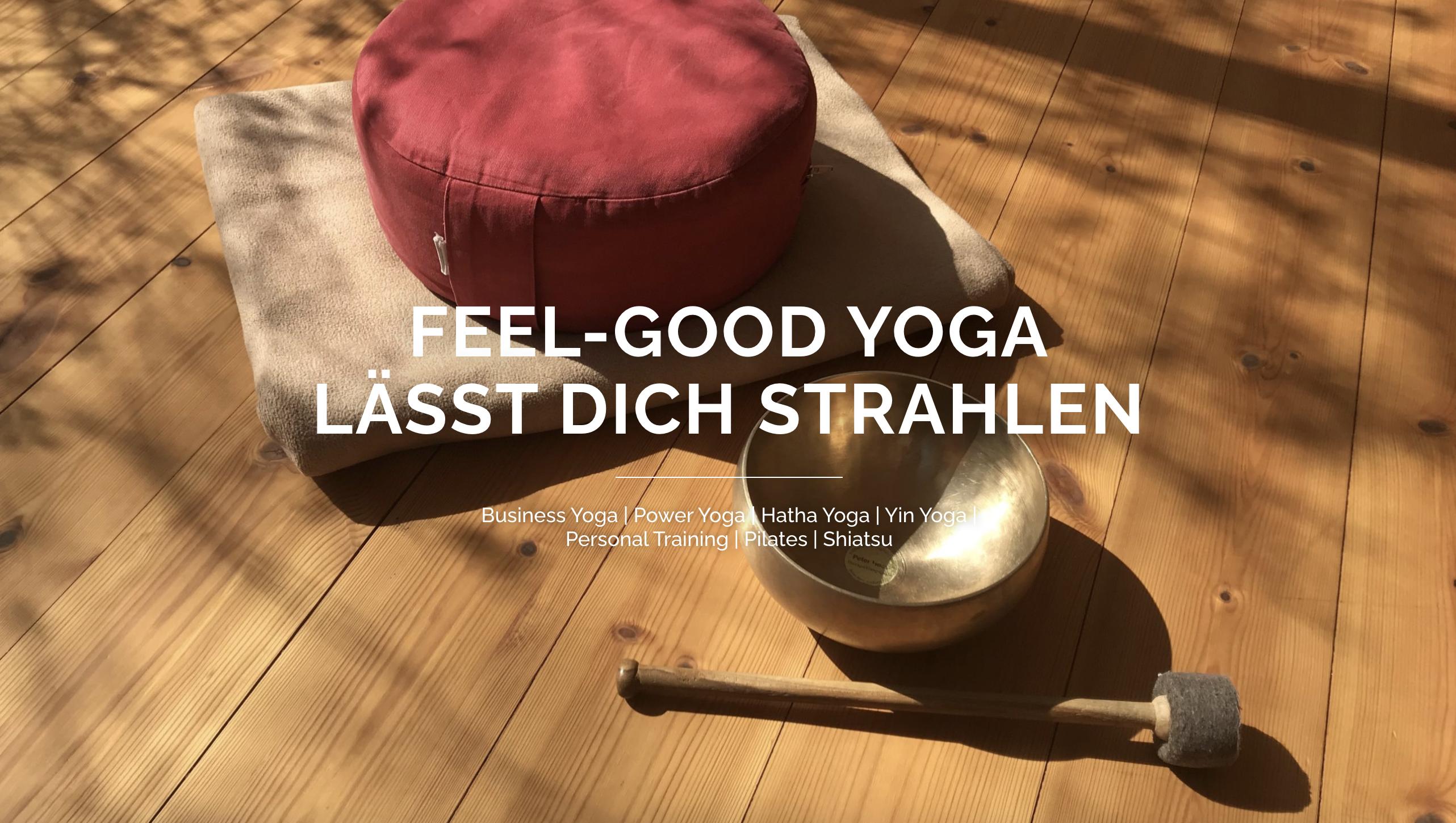 Yoga Feel-Good Hamburg Volksdorf Ahrensburg Entspannung Meditation Bianca Pagel