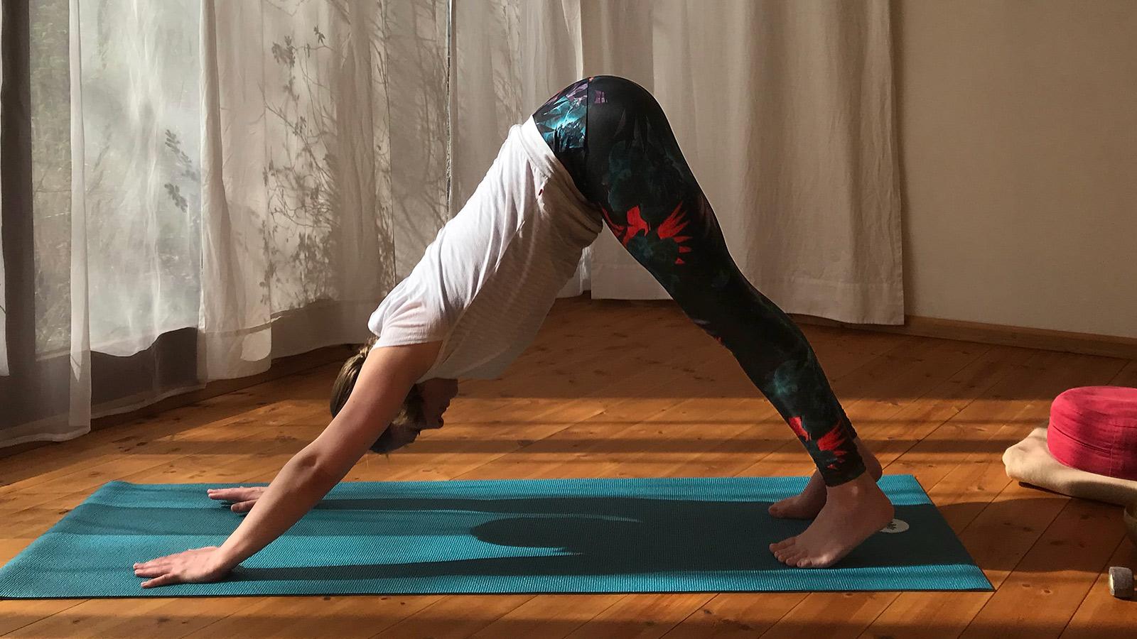 Yoga Feel-Good Volksdorf Ahrensburg Entspannung Shiatsu