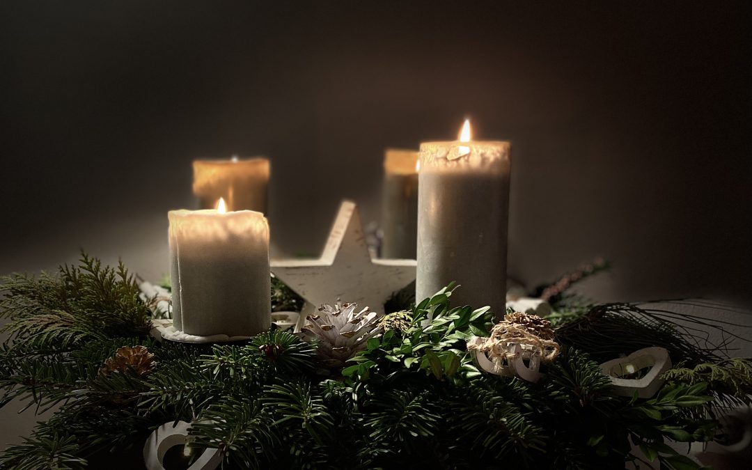 Eine lichtvolle Weihnachtszeit und ein Ausblick auf 2021